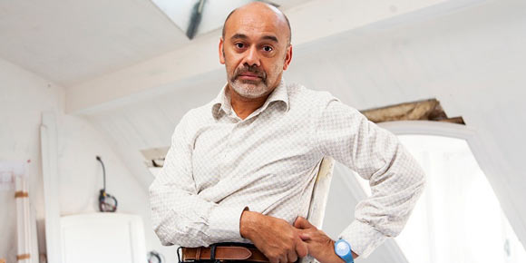 christian louboutin designer biography
