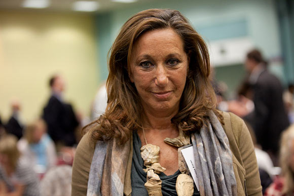 Donna Karan Fashion Designer Biography