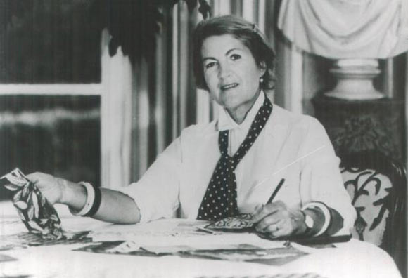 laura ashley fashion designer biography