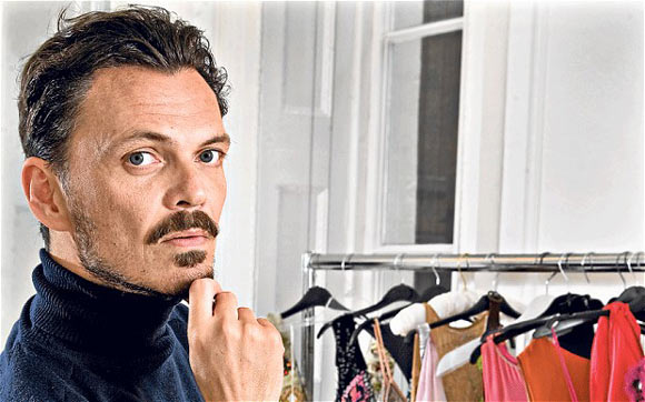 Matthew Williamson Fashion Designer Biography