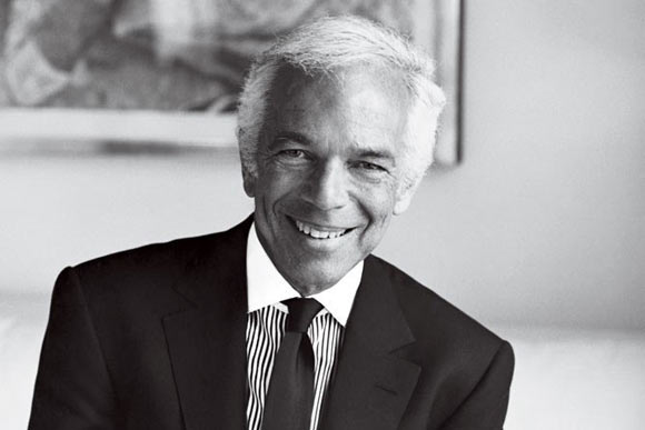Ralph Lauren Fashion Designer Biography