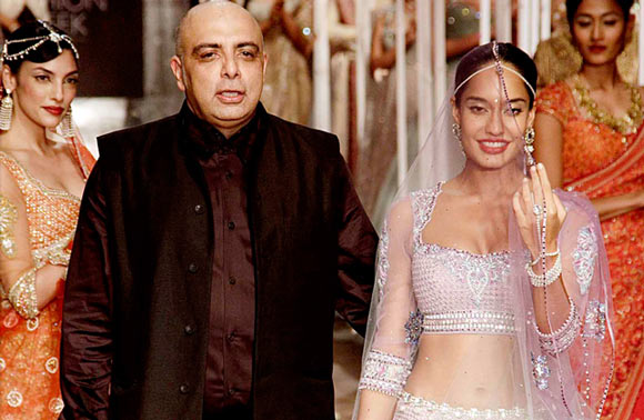 Tarun Tahiliani Fashion Designer Biography