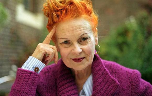 Vivienne Westwood Fashion Designer Biography
